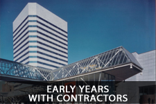 Early Years with Contractors